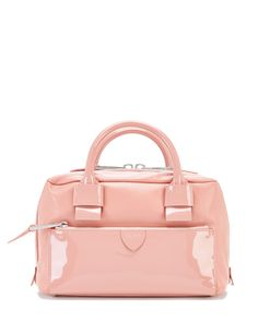 Box Bag Leather Satchel by Marc Jacobs Collection