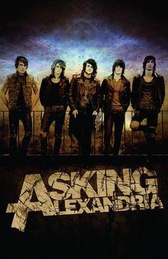 .:.:.:.:.:.Asking Alexandria.:.:.:.:.:. .                    . ❤.                       .