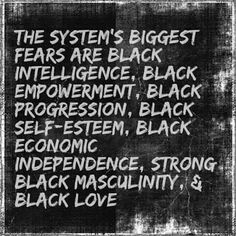 It's not just superficial...and it surely isn't just your imagination. There is a system in place to maintain the disenfranchised and enslaved AS disenfranchised and enslaved.