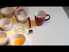 Faire un gateau au micro-ondes en 5 minutes - Recette de gateau rapide a réaliser - YouTube