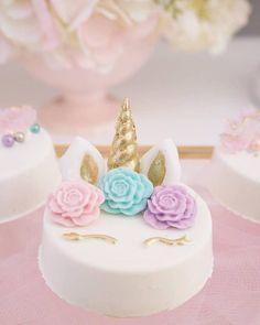 Unicorn Oreo from a Magical Unicorn Birthday Party on Kara's Party Ideas   KarasPartyIdeas.com (7)