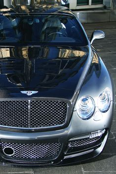 drugera:  (Bentley Continental GT | | Source)