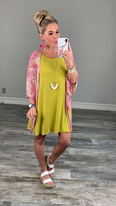 $39 · This floral kimono is the perfect item for the summer weather. Very light weight and can be paired with absolutely anything such as a simple t-shirt dress, jeans or even shorts. **One Size Fits Most**