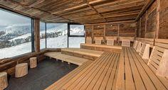Skihotel Ötztal Tirol - Hotel Sölden - Ötztal: Saunalandschaft