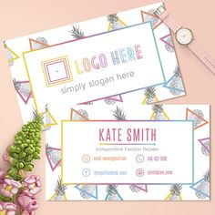 Pineapple Lularoe Business Cards Free Personalize Home Office