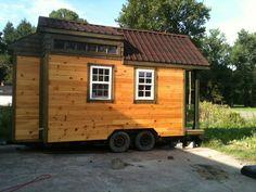 Sharla's tiny house