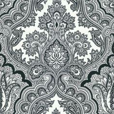 Echo Paisley Wallpaper