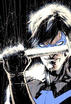 grayson-army:  Nightwing Rebirth