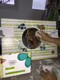 Hecho por Andrea Rosalia Gotteau en el taller de Rosita Perosa