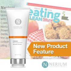 Firming Body Contour Cream NeriumAD Formula  Firming Body Contour Cream, NeriumAD® Formula is a clinically tested revolutionary body cream. The advanced ingredients, including our exclusive NAE-8® extract, help firm and tone problem areas for sleeker, more youthful-looking skin.