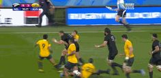 New Zealand 34 Australia 17: Seven defining moments from the Rugby World Cup final - Telegraph