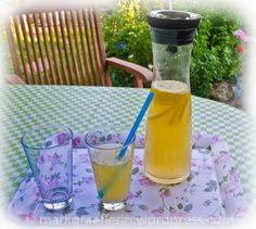 Salbei-Minze-Limonade