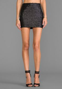 MM Couture by Miss Me Sequin Mini Skirt on shopstyle.com