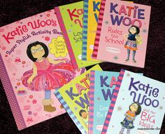 Got A Bookworm? Katie Woo Are Great Books For Reading