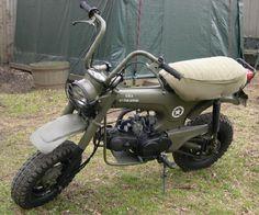 Mini Trail - Military