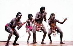 Aborigènes d'Australie (peuple natif des îles d'Australie, 1981).
