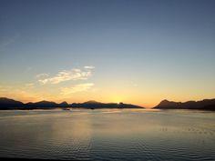 Природа в Норвегии 😉