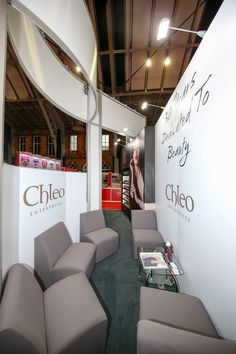 As part of the Chleo Enterprises exhibition stand at Professional Beauty Manchester we incorporated a private meeting area Exhibition Stands, Manchester, Beauty, Design, Home Decor, Decoration Home, Room Decor, Interior Design, Design Comics
