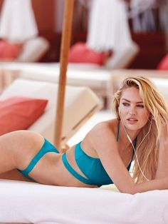 AM Hottie: South African Perfection Candice Swanepoel
