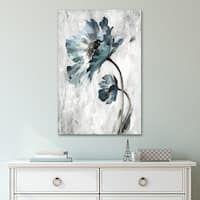 Portfolio Canvas Decor La Fleur I Light Canvas Wall Art