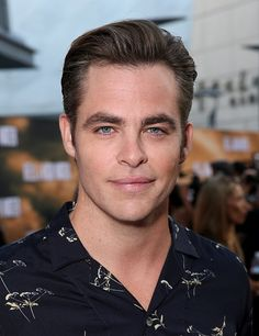 Chris Pine attends a Screening Of CBS Films' 'Hell Or High Water' at the ArcLight Hollywood on August 10 2016 in Hollywood California