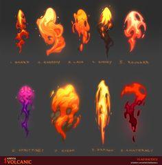 Elemental Power Art Tutorial Art tutorial poses Elemental Power