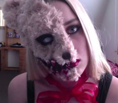 13 Scary Halloween Makeup Looks to Try   Divine Caroline