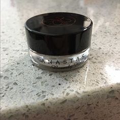 "Anastasia Dipbrow Pomade Make your brows ""on fleek"" with Anastasia's Dipbrow Pomade. I used this once, but found the brow wiz easier and faster for my lifestyle. Color is dark brown. Anastasia Beverly Hills Makeup Eyebrow Filler"