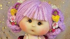 manualilolis, muñecas para soñar - YouTube