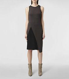 ALLSAINTS: Women's Dresses, Bodycon, Silk, Shirt and more