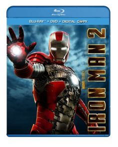 Iron Man 2 (Three-Disc Blu-ray/DVD Combo   Digital Copy): http://www.amazon.com/Iron-Three-Disc-Blu-ray-Combo-Digital/dp/B0021L8V1Q/?tag=prob08-20