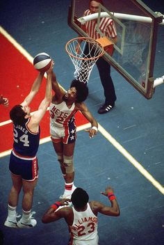 Julius--Dr.J--Erving, basketball perfection!
