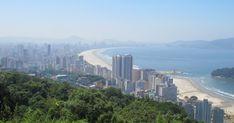 Santos, SP, é eleita a melhor grande cidade brasileira para se viver