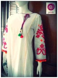 Jalebi Eid Collection 2012 Dresses For Girls-5