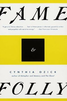 Cynthia ozick rosa pdf writer