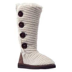 MUK LUKS Malena Women's Speckled Boots $59.99