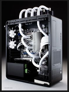 Innovative Custom Computer Cases Custom Computer Cases 15 Best Pc Case Mods You Will Love Alter Computer, Gaming Computer Setup, Computer Build, Build A Pc, Gaming Pc Build, Gaming Pcs, Pc Cases, Cool Technology, Computer Technology