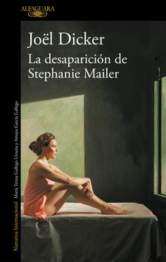 Buy La desaparición de Stephanie Mailer by Joël Dicker and Read this Book on Kobo's Free Apps. Discover Kobo's Vast Collection of Ebooks and Audiobooks Today - Over 4 Million Titles! Good Books, Books To Read, My Books, Twin Peaks, Le Figaro, Romance, Book And Magazine, Women Names, Humor