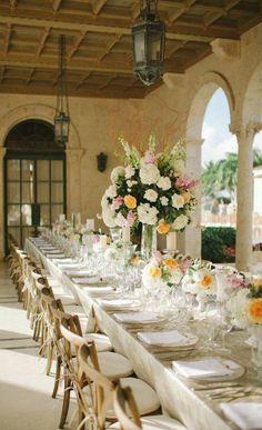 Featured Photographer: Shea Christine Photography; Wedding reception idea.