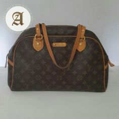 f9344f36744 Used Authentic louis vuitton montorgueil gm   Good condition Comes with  Dustbag