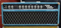 Legendary Dumble amp made for Dumble's friend Henry Kaiser,  one of only a handful known to exist,  all original and in perfect working order,  super clean,  chimey and articulate,  model made famous