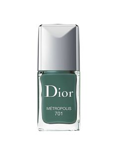 Dior Vernis Gel-Shine & Long-Wear Nail Lacquer, Fall Look Collection