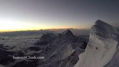 The Hillary Step, Everest