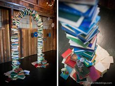 15 Genius Ways You've Never Thought To Decorate With Books