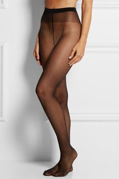 b39c1cd76 Wolford - Set of two Satin Touch 20 denier tights