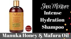 Check out my experience with using @SheaMoisture Manuka Honey and Mafura Oil Sulfate Free Shampoo on #relaxedhair and #transitioninghair. #beautyblogger #healthyhair #beauty