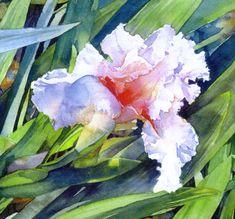 Watercolor painting by Marlies Merk Najaka