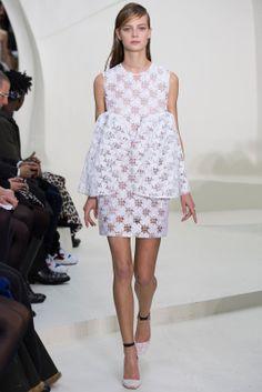 visual optimism; fashion editorials, shows, campaigns & more!: christian dior haute couture s/s 14