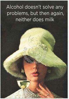 Wine or Milk
