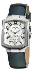 Philip Stein Women's 21-FMOP-LN Classic Navy Patent Leather Strap Watch